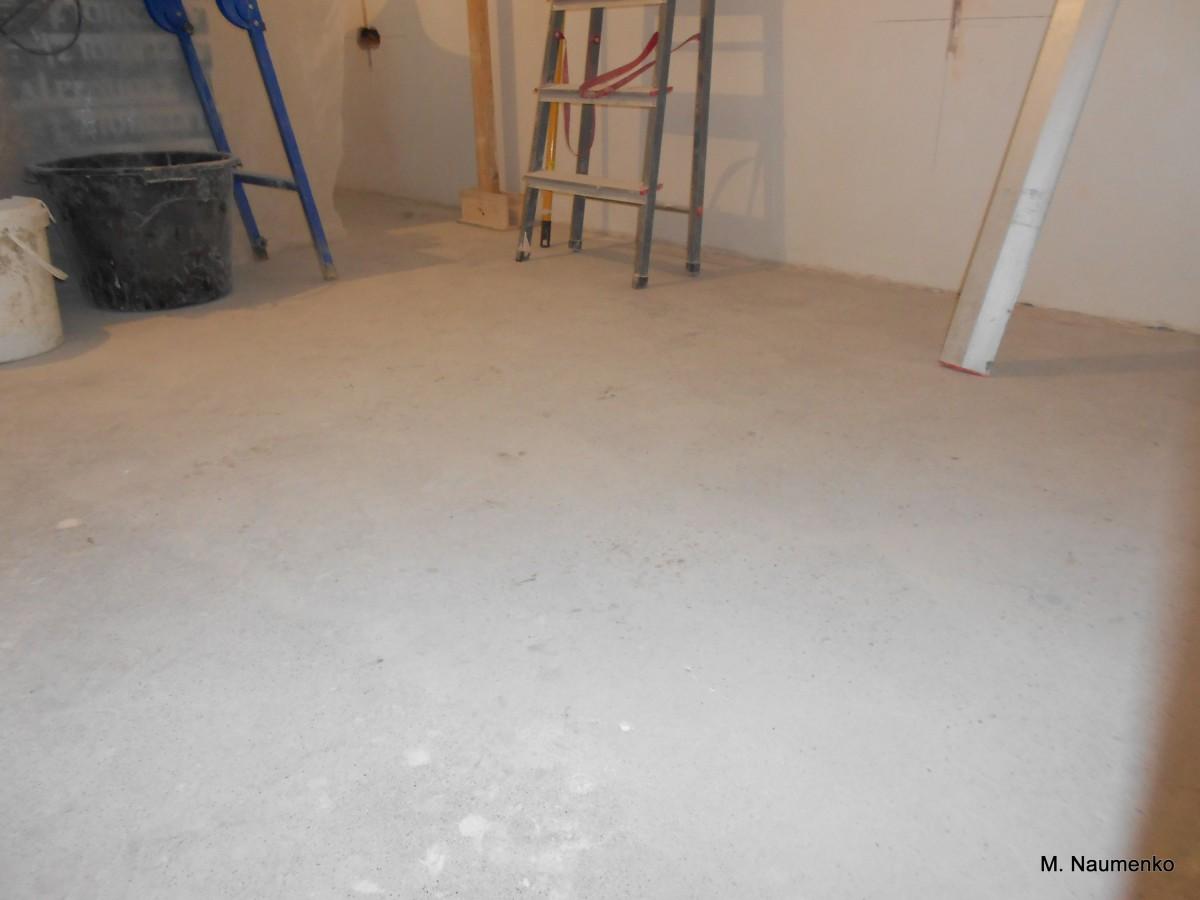 Шлифовка бетонного пола своими руками Строительный 44