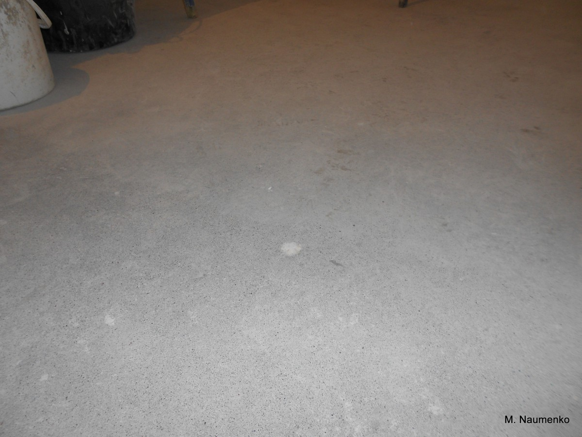 Шлифовка бетонного пола своими руками Строительный 93